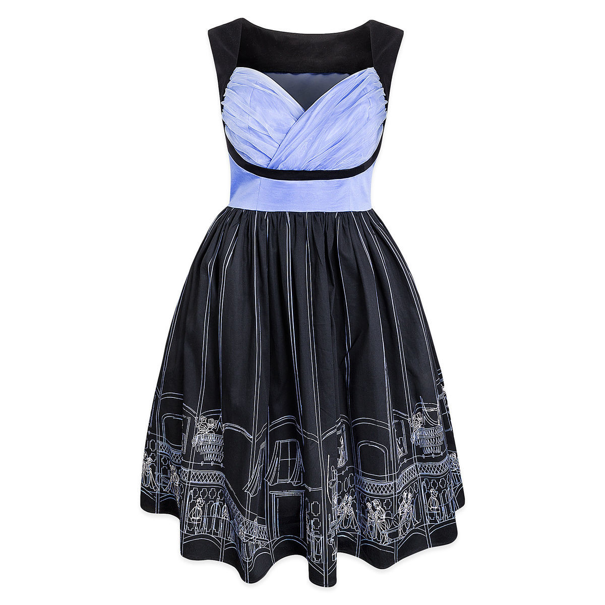 Haunted Mansion Ballroom Dress for Women by Her Universe | shopDisney
