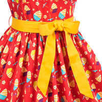 Image of Pineapple Swirl Dress for Women # 4