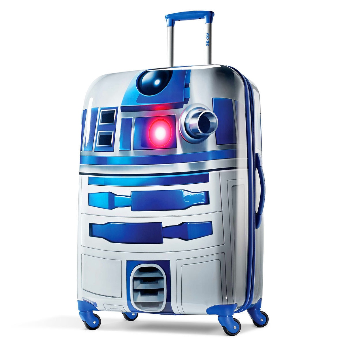 r2 d2 luggage star wars american tourister large shopdisney