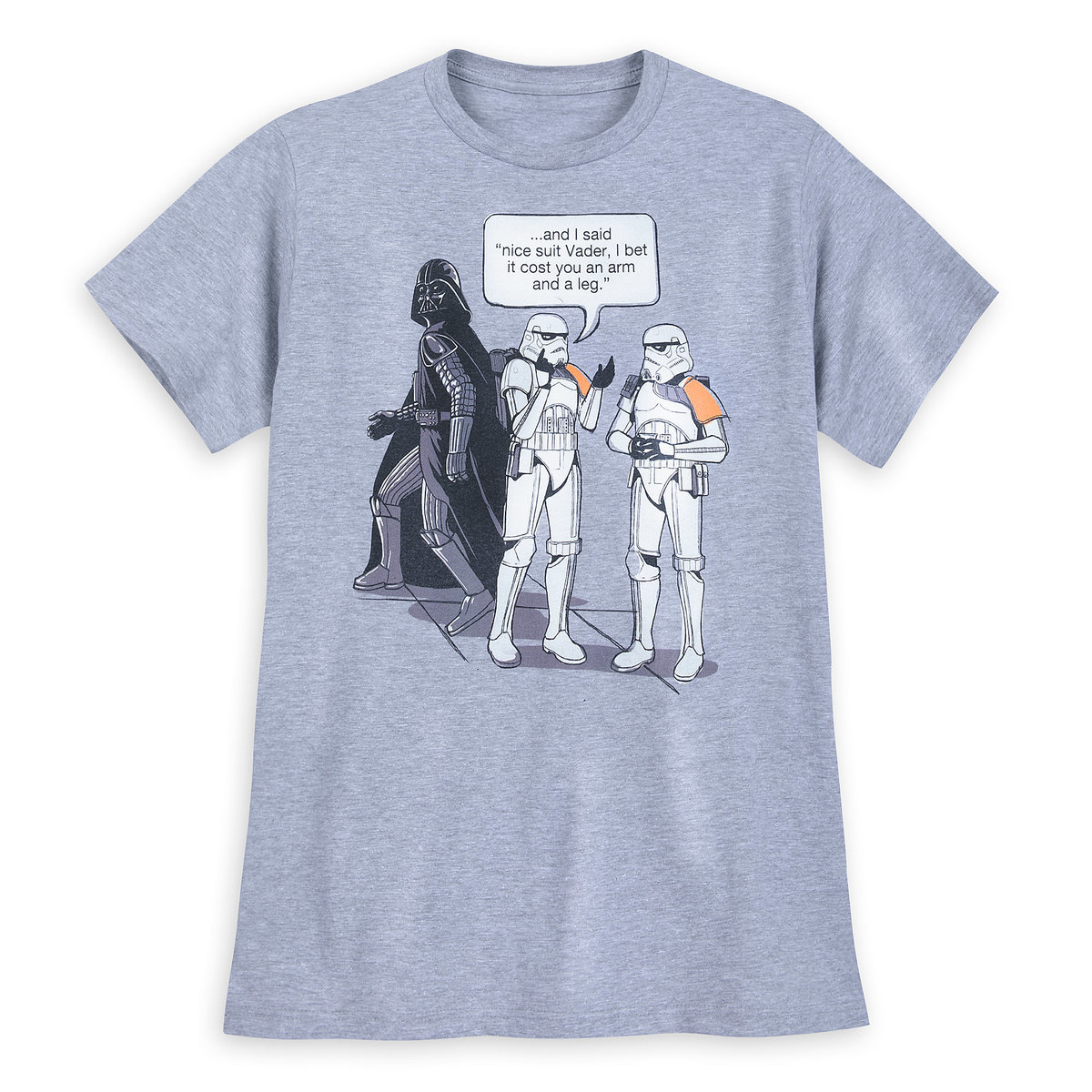 341717bd Product Image of Darth Vader and Stormtroopers T-Shirt for Men - Star Wars #