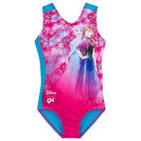 Frozen Leotard - Girls