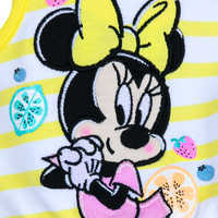 Image of Minnie Mouse Romper Cover-Up for Baby # 5