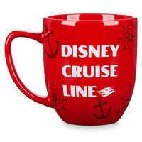Image of Minnie Mouse Disney Cruise Line Mug # 2
