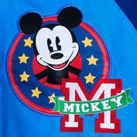 Image of Mickey Mouse Varsity Jacket for Boys - Personalizable # 4