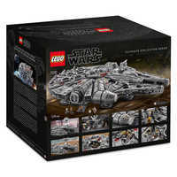 Image of Millennium Falcon Ultimate Collector Playset by LEGO - Star Wars # 5