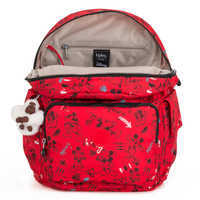 Image of Mickey Mouse Sketch Art Backpack by Kipling # 3