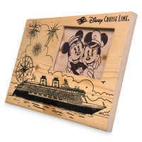 Image of Disney Cruise Line Wood Photo Frame - 4'' x 6'' # 2