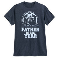 Image of Darth Vader ''Father of the Year'' T-Shirt for Men # 1