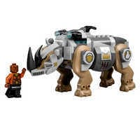 Image of Rhino Face-Off by the Mine Playset by LEGO - Black Panther # 2