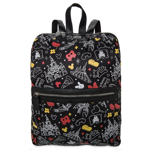 King Of Cars >> Mickey and Minnie Mouse Disney Parks Backpack | shopDisney