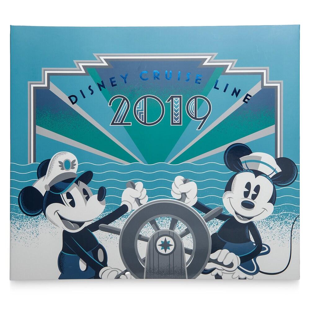 Disney Cruise Line 2019 Scrapbook Album