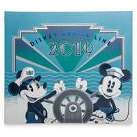 Image of Disney Cruise Line 2019 Scrapbook Album # 1