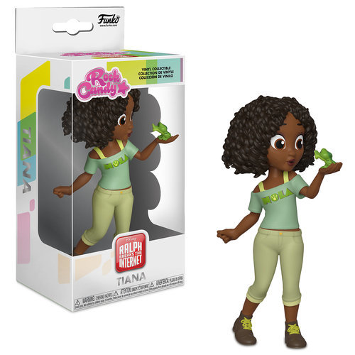 Tiana Rock Candy Vinyl Figure by Funko - Ralph Breaks the Internet - Pre-Order