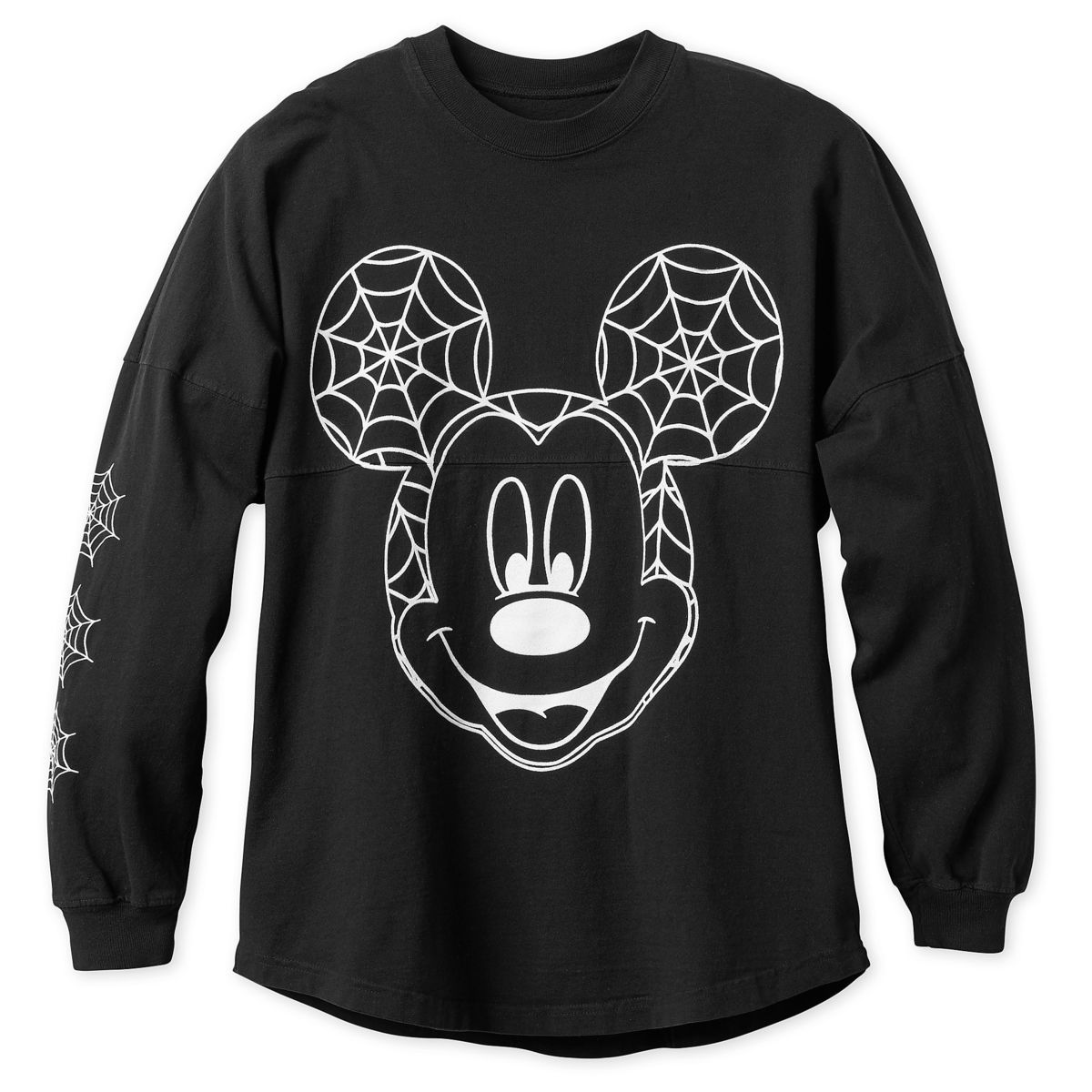 product image of mickey mouse halloween spirit jersey for adults 1