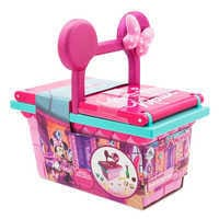 Image of Minnie Mouse Picnic Basket # 2