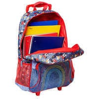 Image of Minnie Mouse Rolling Backpack - Personalized # 6