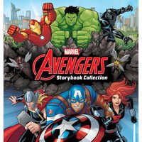 Image of Avengers Storybook Collection # 1