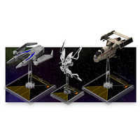 Image of Star Wars X-Wing 2nd Edition: Scum and Villainy Conversion Kit # 2