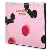 Image of Mickey Mouse Ear Hat Credit Card Case by kate spade new york - Pink # 2