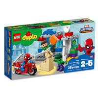 Image of Spider-Man & Hulk Adventures LEGO Duplo Playset # 5