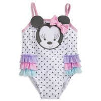 Image of Minnie Mouse Swimsuit for Baby # 1