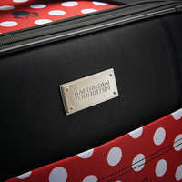 Image of Minnie Mouse Rolling Luggage by American Tourister - Large # 3