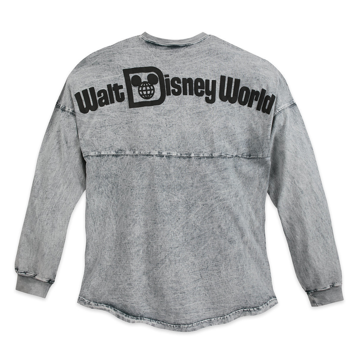 9b1060be250 Product Image of Walt Disney World Mineral Wash Spirit Jersey for Adults -  Gray # 2