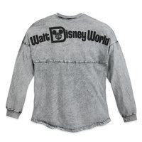 Walt Disney World Mineral Wash Spirit Jersey for Adults - Gray