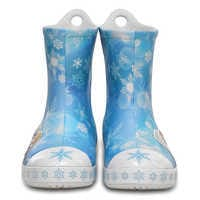 Image of Anna and Elsa Crocs™ Rain Boots for Girls # 5