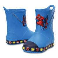 Image of Spider-Man Crocs™ Rain Boots for Boys # 5