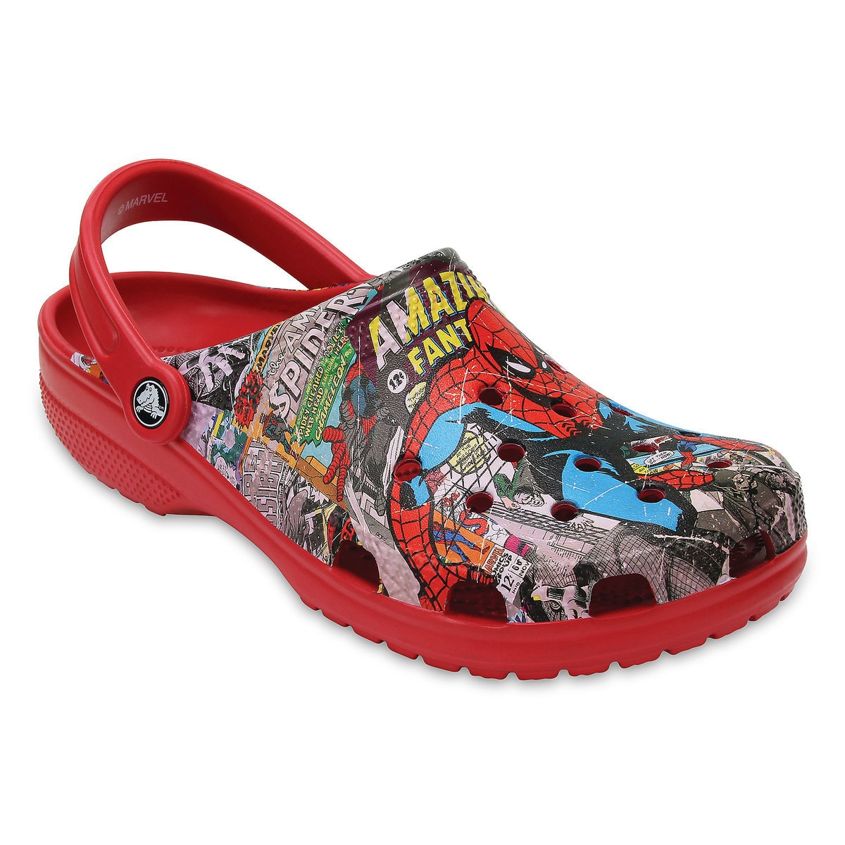 cfa34fbad Product Image of Spider-Man Crocs™ Clogs for Adults   1