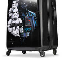 Image of Darth Vader Rolling Luggage by American Tourister - Star Wars - Large # 3