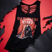 Image of Kylo Ren Shredded Tank Top for Women by Her Universe - Star Wars # 5