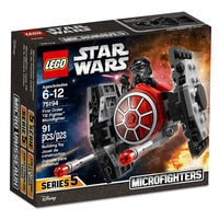 First Order TIE Fighter Microfighter Playset by LEGO - Star Wars