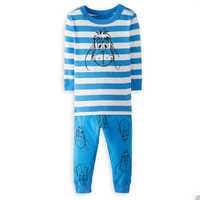 Image of Eeyore Organic Long John Pajama Set for Baby by Hanna Andersson # 1