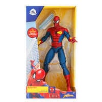 Image of Spider-Man Talking Action Figure # 2