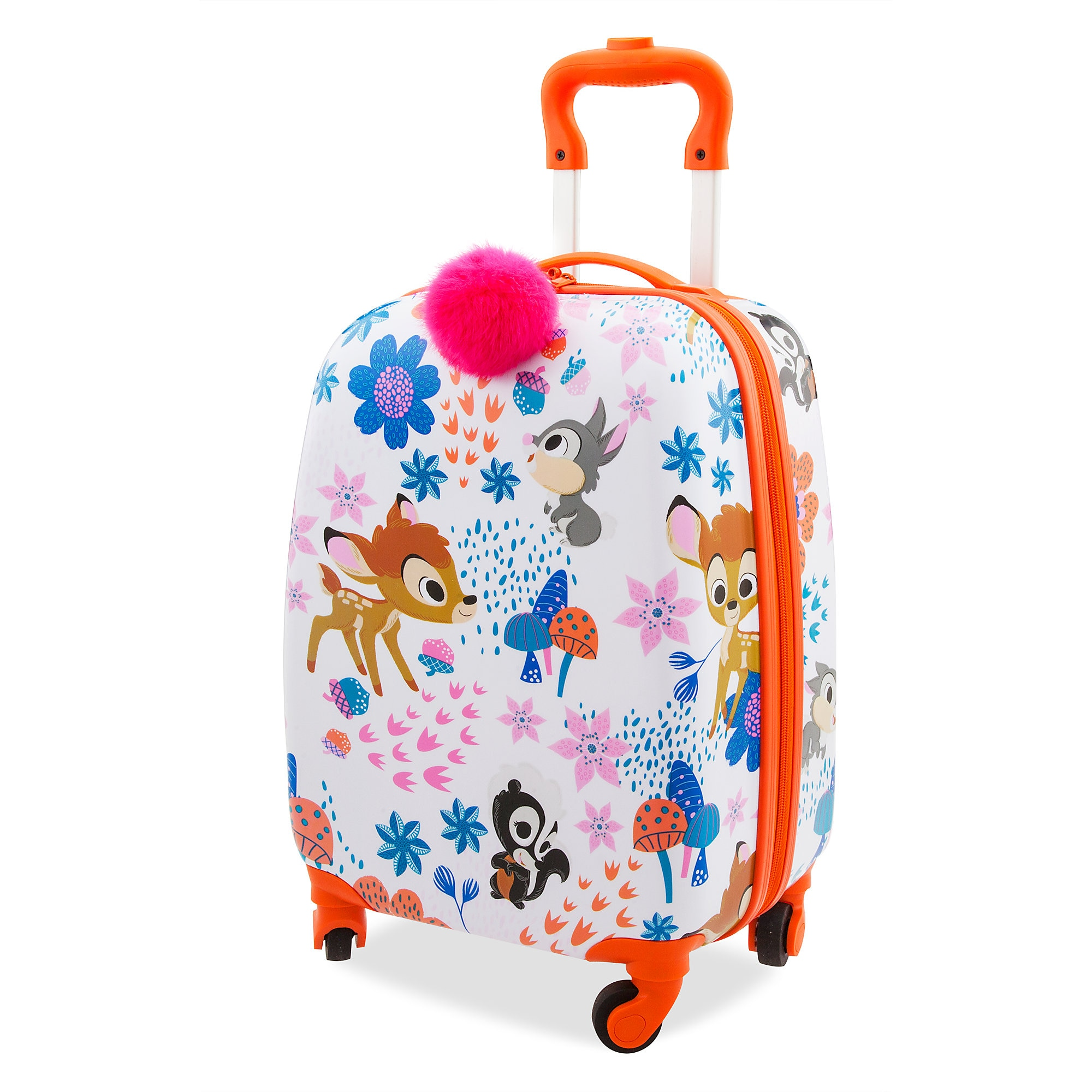 Bambi Rolling Luggage - Disney Furrytale friends