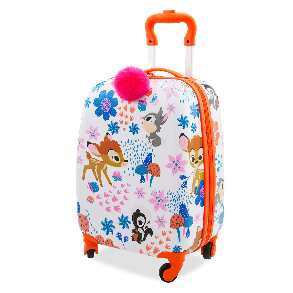 0bd16cad2c4 Product Image of Bambi Rolling Luggage - Disney Furrytale friends   1