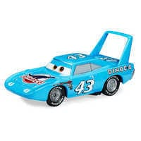 Image of Strip ''The King'' Weathers Pull 'N' Race Die Cast Car - Cars # 1