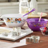 Image of Disney Princess Mixing Bowl and Whisk Set - Disney Eats # 3