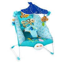 Image of Nemo and Friends Bouncer Seat for Baby by Bright Starts - Finding Nemo # 1