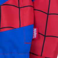 Image of Spider-Man Rain Jacket for Kids # 7