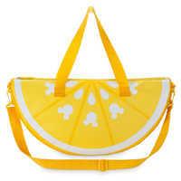 Image of Mickey Mouse Lemon Wedge Cooler Bag - Summer Fun # 1