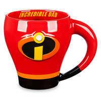 Image of Mr. Incredible ''Incredible Dad'' Mug # 1