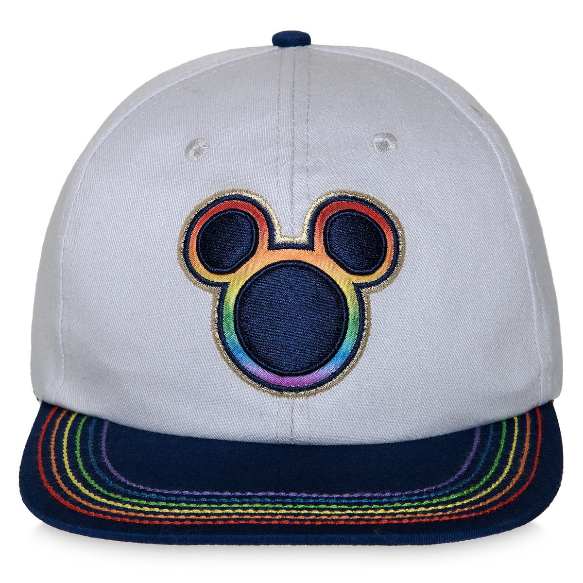 Product Image of Rainbow Mickey Collection Hat   1 c71048318ea7