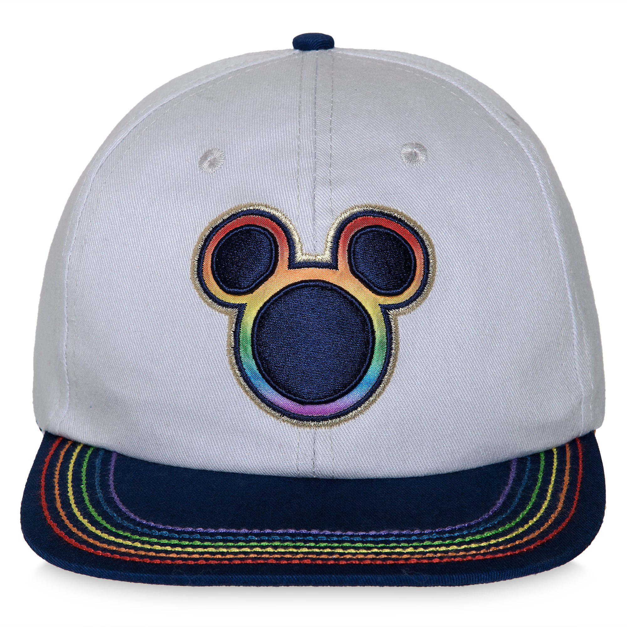 Product Image of Rainbow Mickey Collection Hat # 1