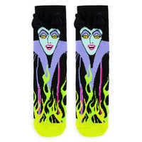 Image of Maleficent Socks for Adults # 1