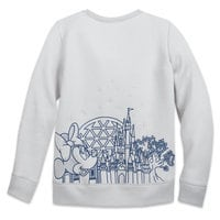 Image of Minnie Mouse Pullover for Women - Walt Disney World 2018 # 2