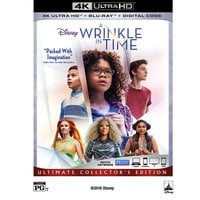 Image of A Wrinkle in Time 4K Ultra HD # 1