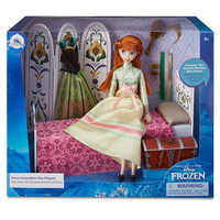 Image of Anna Classic Doll Coronation Day Play Set - Frozen # 2